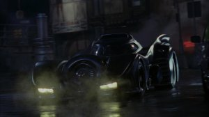 Batmobile dantamodelcars