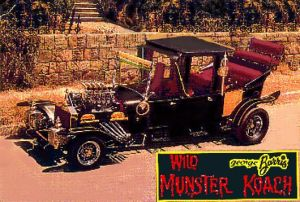 The Munster dantamodelcars