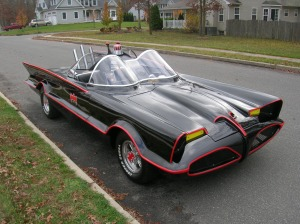 Batmobile 1966 dantamodelcars