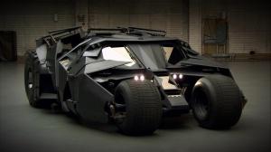 Batman Tumbler dantamodelcars