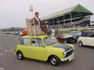 Mr Bean dantamodelcars
