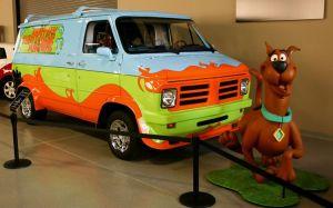 Scooby Doo dantamodelcars