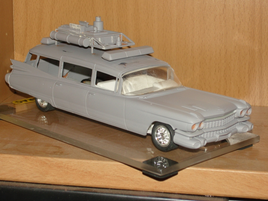 DANTA MODEL CARS ECTO-1