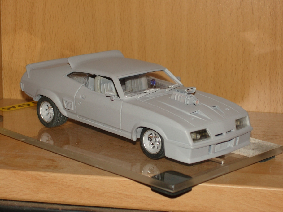 DANTA MODEL CARS MAD MAX INTERCEPTOR