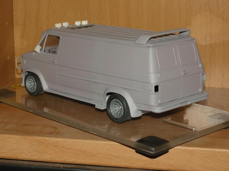 DANTA MODEL CARS EQUIPO A