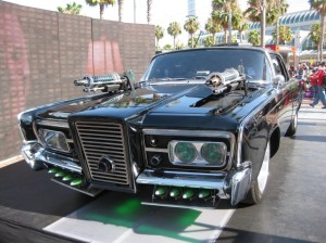The Green Hornet dantamodelcars