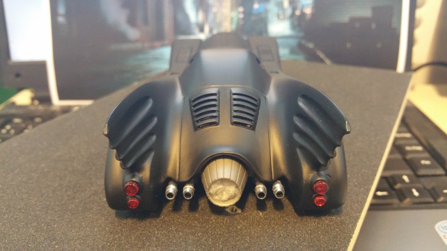 Batmobile 1989 danta model cars